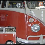 VW bus T1 1963
